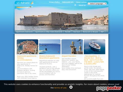 dubrovnik excursions transfers and accomodation