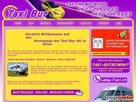 Taxi A. Bur AG (OLTEN)