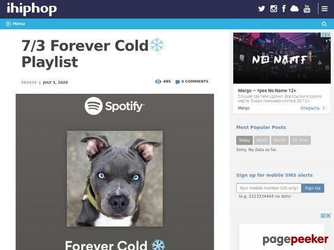 ihiphop.com - ihiphop - Hip Hop Portal