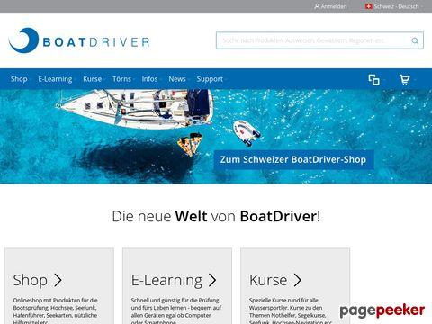 Bootsprüfung, Segelprüfung, Hochseeausweis, Seefunk SRC