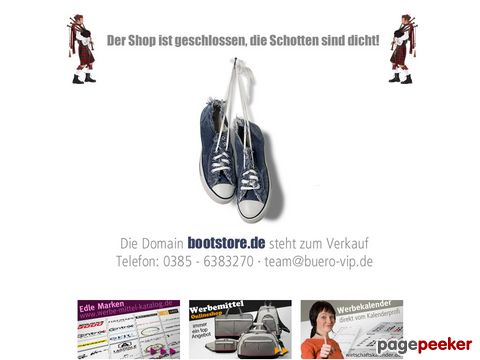 BOOTSTORE your online shoe shop
