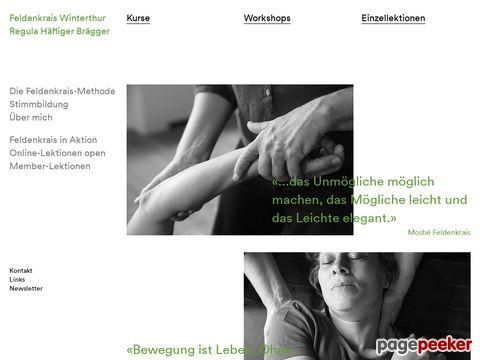 Feldenkrais Praxis Winterthur