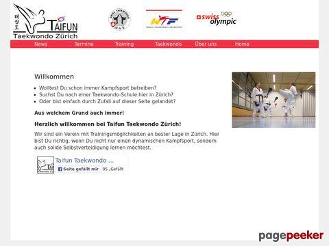 Taifun Taekwondo