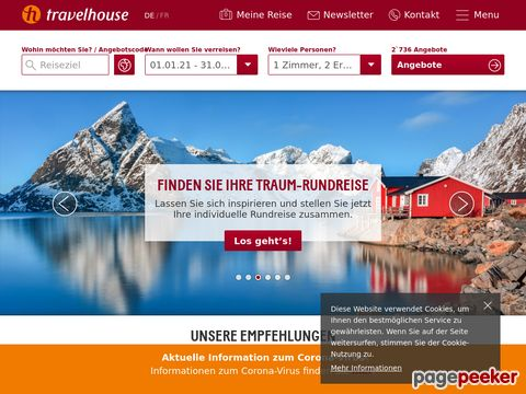 Powder Finder - Anbieter von Powder-Reisen