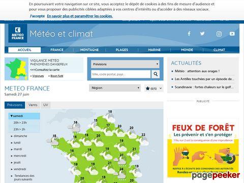 Meteo France (FR)