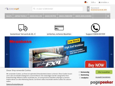 Boddenangler.de - Der Online-Shop für Meeresangler