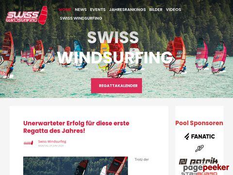swisswindsurfing.ch - Schweizer Windsurf Tour (TCS CUP)