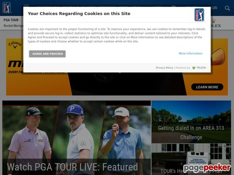 PGATOUR.com - The Official Site of the PGA TOUR