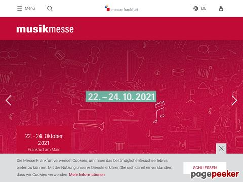 musikmesse Events
