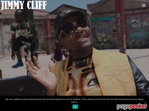 Jimmy Cliff [Offical Website]