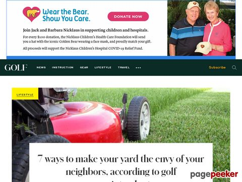Golf.com - Golf news, instruction, equipment, travel, courses and more