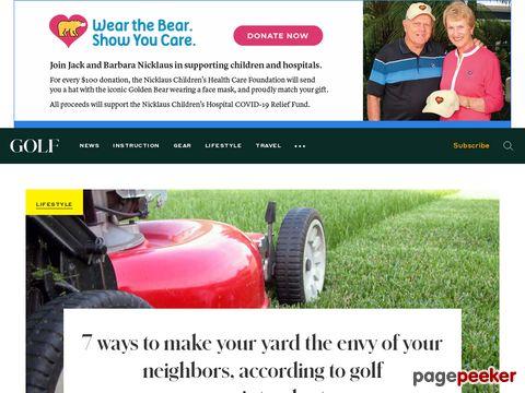 Golf.com - Golf news, instruction, equipment, travel, courses and more