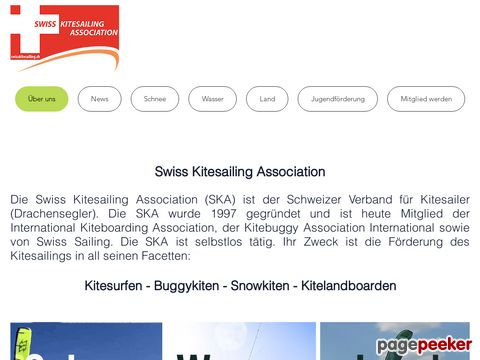 kitesailingworld.ch - SWISS KITESAILING ASSOCIATION (SKA)