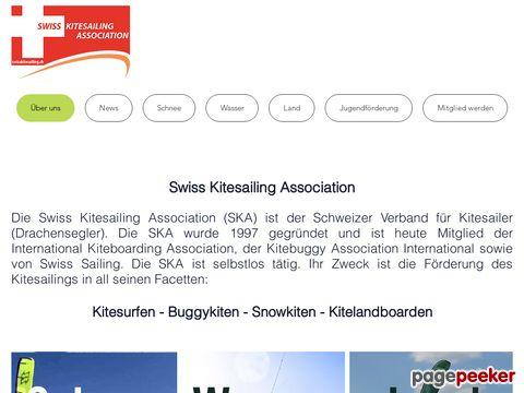 kitesailingworld.ch - SWISS KITESAILING ASSOCIATION (SKA)