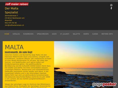 malta-ferien-spezialist.ch - Ferien in Malta, Gozo oder Comino
