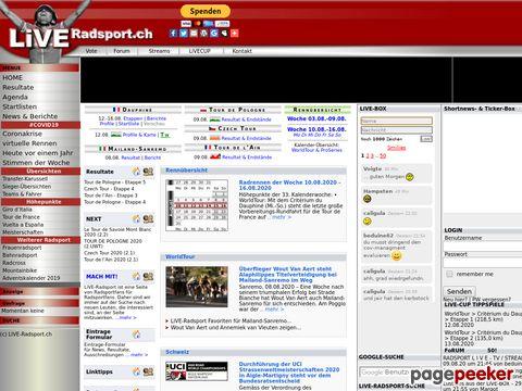 live-radsport.ch - Newsbox