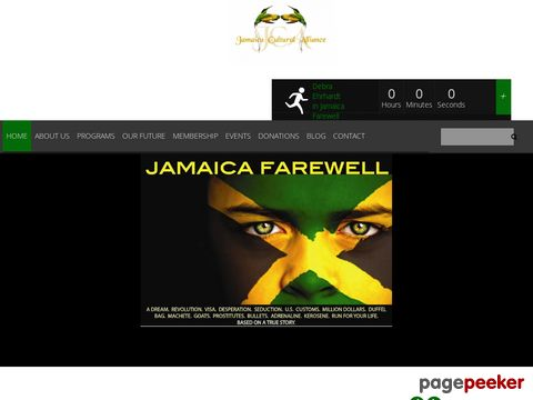 .jamaicaculture.org - Jamaica Cultural Alliance (JCA)