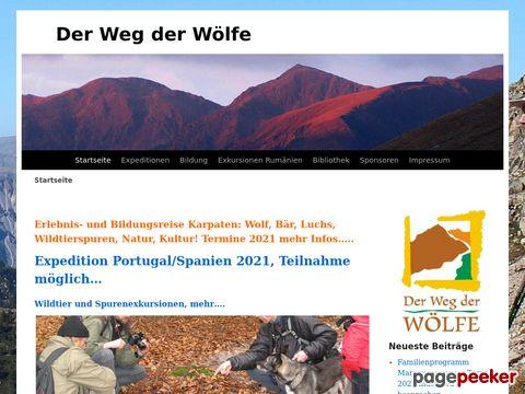 Der Weg der Wölfe
