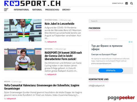 radquer.ch - Alles über Radquersport in der Schweiz