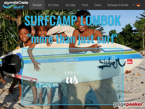 Surfcamps Symbiosis Surf | Surfschool and Guiding