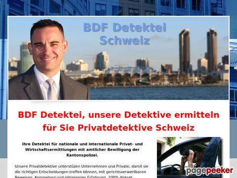 Basilisk Detektei, Privatdetektiv für Ermittlungen aller Art