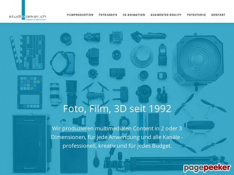 Studiojeker - professionelle Produktfotografie