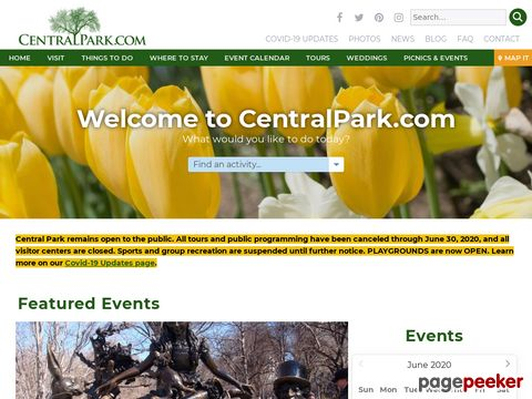 centralpark.com - The Complete Guide to Central Park and Central Park Zoo