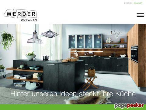 Werder Küchen Cham - der Küchenprofi