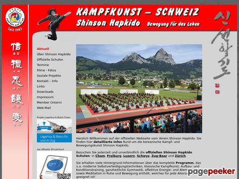 Shinson Hapkido Schweiz