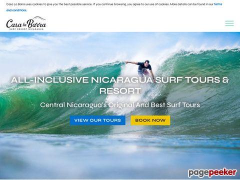 surftoursnicaragua.com - Surf Tours Nicaragua