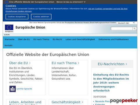 Europäische Union (EU)