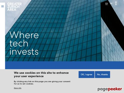 Greater Zurich Area - Investing & Doing Business in Switzerland / Europe