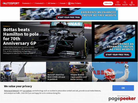 autosport.com - Autosport - Onlinemagazin