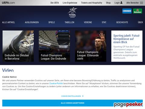 UEFA-Futsal-Pokal