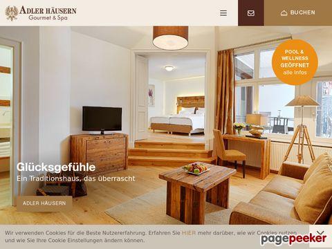 Wellness Hotel Adler (Schwarzwald)