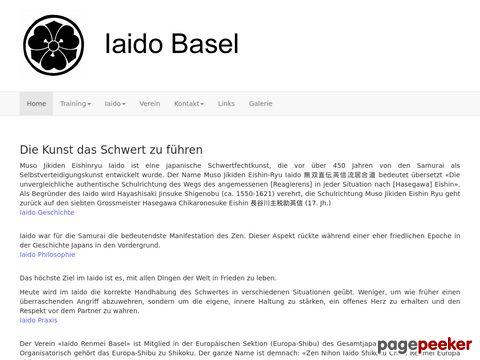 iaido-basel.ch - Iaido Renmei Basel