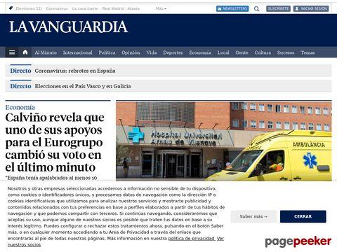 La Vanguardia (Spanien)