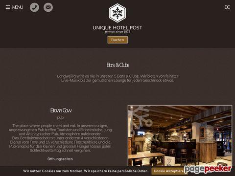 Hotel Post Clubs (Zermatt)