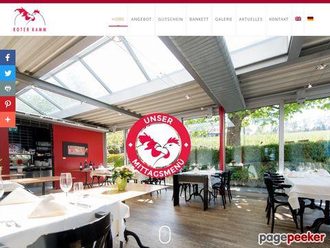 Roter Kamm Zürich Essen und Trinken (Zürich)