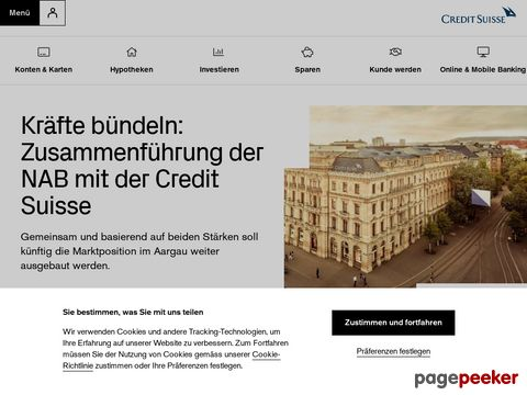 Credit Suisse Private Banking