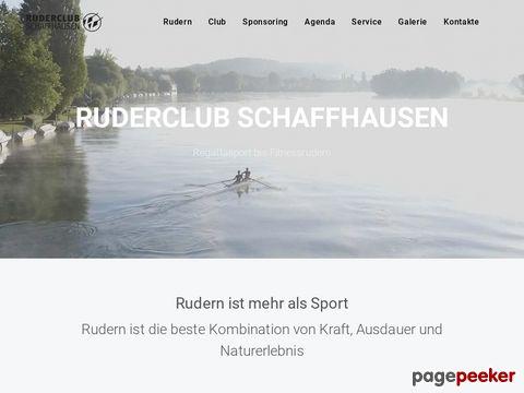 Ruderclub Schaffhausen (SH)
