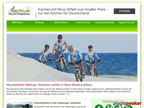 active-mountainbiking.de - Das moderne Mountainbike Magazin
