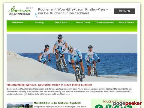 active-mountainbiking.de - Das moderne Mountainbike Magazin