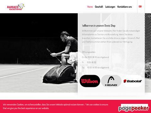 ramaco.ch - Ramaco Tennis, Squash & Badminton