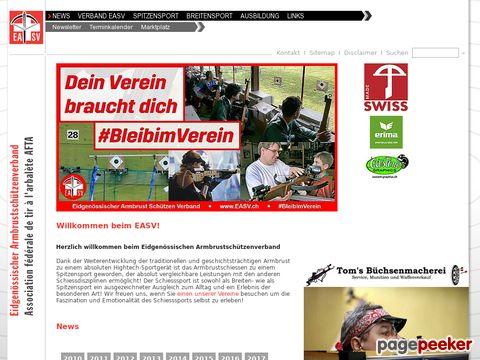 Eidgenössischer Armbrustschützenverband (EASV)