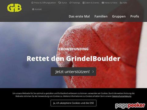 Grindelboulder - Boulderhalle in Bassersdorf ZH