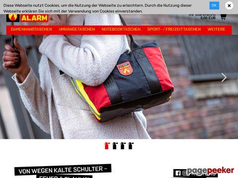 Kultbag - Schön gebraucht. - Kuriertaschen, Messenger-Bags, Taschen u.v.m. aus recycelten Materialien