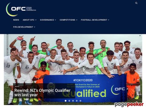 Oceania Football Confederation (OFC) - OFC-Nationen-Pokal