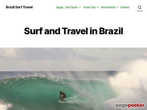 brazilsurftravel.com - Brazil Surf Travel
