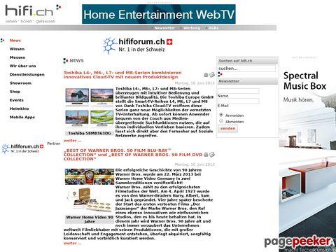 Heimelectronic und Hifi